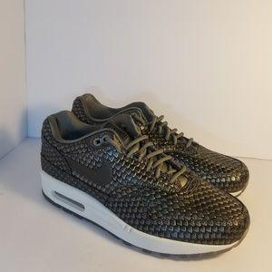 New Womens Nike Airmax 1 PRM